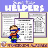 Rhyming: Super Hero Helper Program