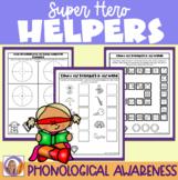 Syllables: Super Hero Helper Program