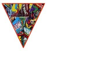 "Super Hero ""I Can"" Board"