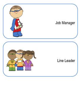 Super Hero Job Board