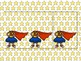 Superhero Job Bulletin Board