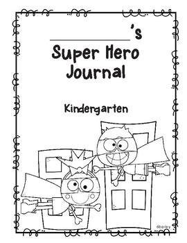 Super Hero Journal