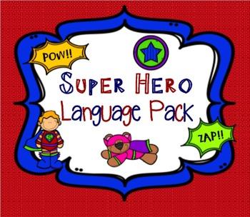 Super Hero Language Pack