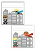 Super Hero Locker Tags
