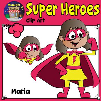 Super Hero - Maria
