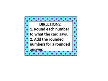 Super Hero Math: Adding Rounded Numbers