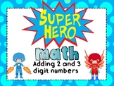 Adding Two and Three Digit Numbers Task Cards/SCOOT Game