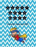 Super Hero Math Equation Sort