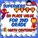 Place Value Activities: 2nd Grade