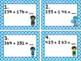 Super Hero Math: Rewrite Three Digit Addition Problems