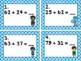 Super Hero Math: Rewrite Two Digit Addition Problems