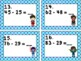 Super Hero Math: Rewrite Two Digit Subtraction Problems