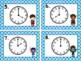 Super Hero Math: Telling Time BUNDLE