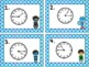 Super Hero Math: Telling Time to Quarter Of and Quarter After
