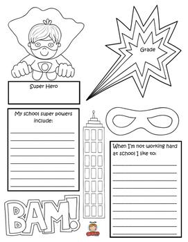Super Hero Me