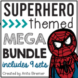 Superhero Themed Bundle