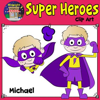 Super Hero - Michael