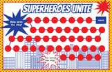 Super Hero Motivational Chart