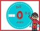 Super Hero Number Posters