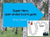 Super Hero Open Ended Game