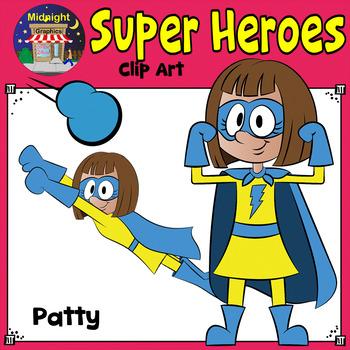 Super Hero - Patty