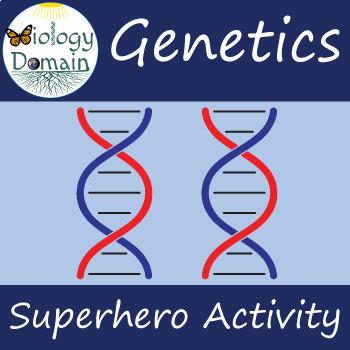 Genetics: Superhero Penny Genetics