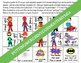 Quick Drill Super Heroes Game {for speech therapy or any skill drill}