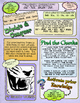 Super Hero Reading Strategy Anchor Chart (Phonics)- Comic