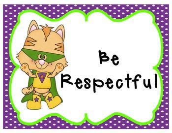 Super Hero Rules (Super Kitty)