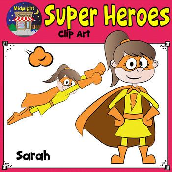 Super Hero - Sarah