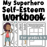 Super Hero Self-Esteem Activity Packet