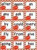 Super Hero Sight Word Flashcards