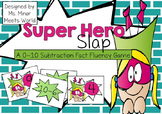 Subtraction Facts to 20 (A Slap Jack Game)