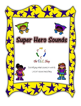 Super Hero Sounds