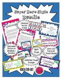 Super Hero Style Bundle (Back to School)