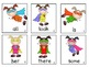 Super Hero Superhero Sight Word Game (Dolch Word Lists 1-11)