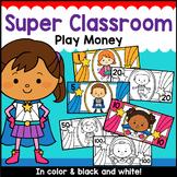 Superhero Theme Classroom Decor Classroom Money