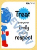 Super Hero Theme Classroom Rules