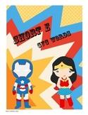 Super Hero Theme Short E