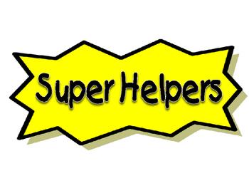 Super Hero Theme helpers
