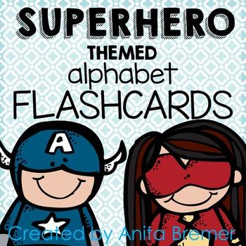 Superhero Alphabet By Anita Bremer Teachers Pay Teachers