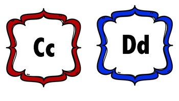 Super Hero Themed Class Decor: Word Wall, Alphabet, Numbers, Name Plates