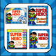 Super Hero Themed Classroom Decor BUNDLE [Back to School]