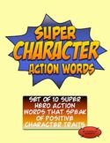 Super Hero Themed Classroom Decorations - Super Character