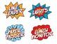 Super Hero Themed Classroom Jobs Signs