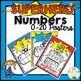 Super Hero Themed Classroom Posters Bundle