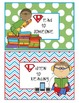 Super Hero Themed Daily 5 Cards and Labels