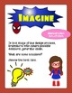 Super Hero Themed - Engineering Design Process Poster Set