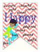 Super Hero Vocab Cards