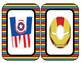 Super Hero Word Wall Cards and Banner
